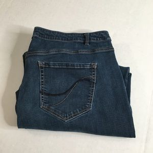 Lane Bryant Bootcut Medium Wash Jeans Size 28
